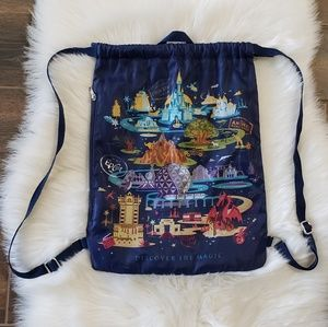 B2G1 Authentic Disney Parks Adjustable Backpack